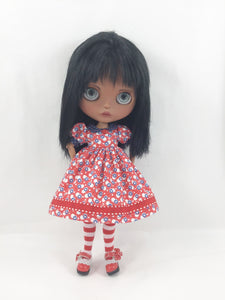 Blythe Dress and Stockings