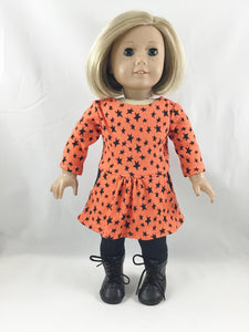 The Page Halloween Dress and Leggings