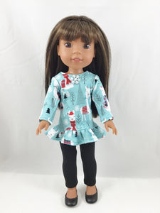 Fits Welliewishers Tunic Tee and Leggings