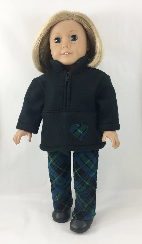 The Brooke Made For 18 Inch Dolls