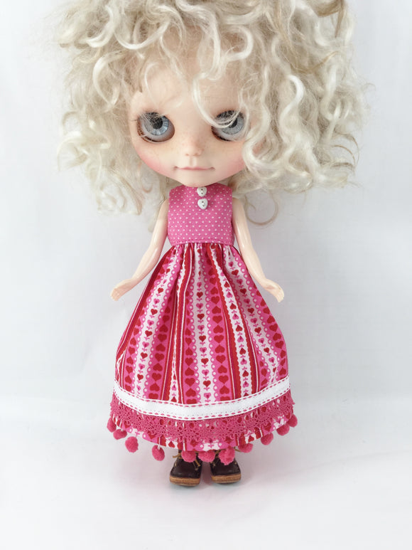 Blythe Sweet Hearts Dress and Stockings
