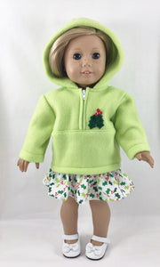 "The Lillian Made For American Girl 18"" Dolls"
