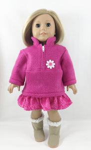 "The Charlotte Set Handmade to Fit 18"" AG Dolls"