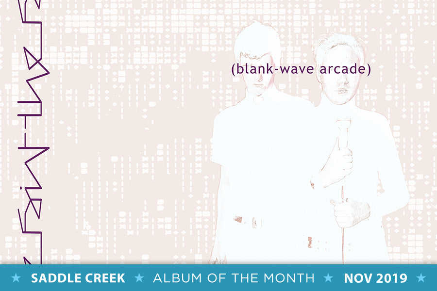 Album of the Month - Blank-Wave Arcade