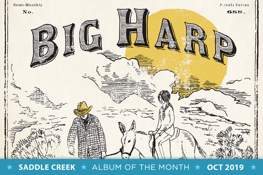 Album of the Month - White Hat