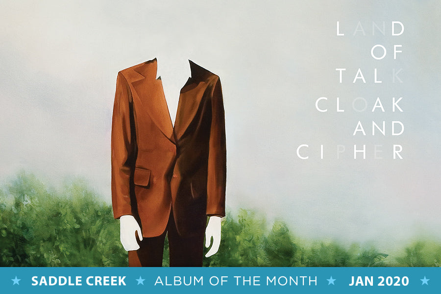 Album of the Month - Cloak and Cipher