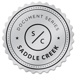 Saddle Creek Document Series