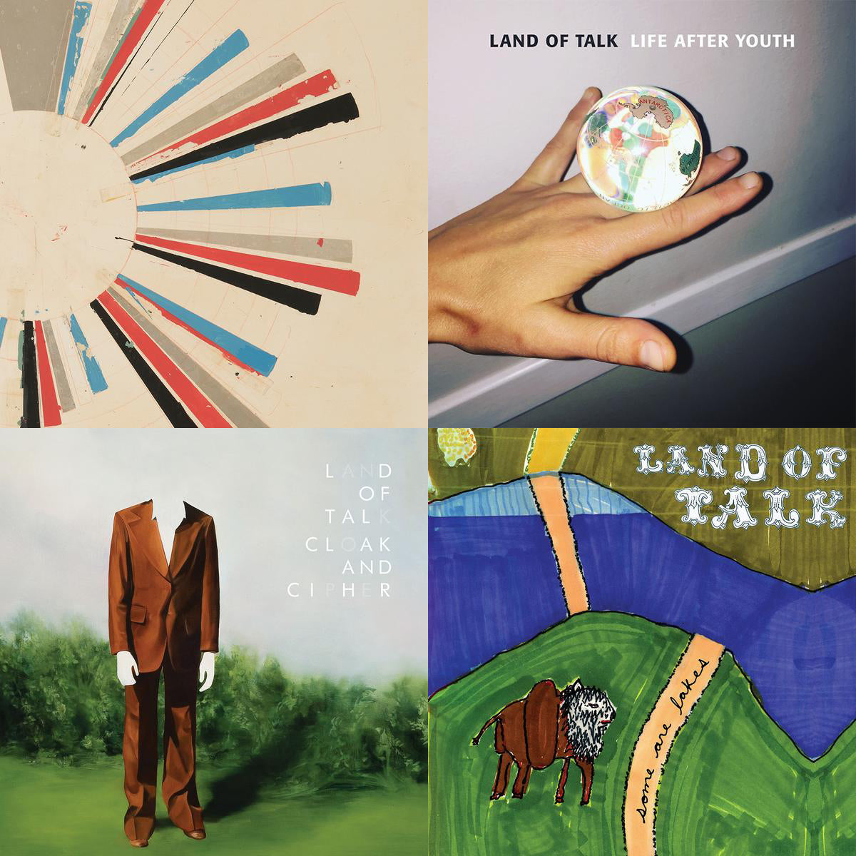 Land of Talk bundle