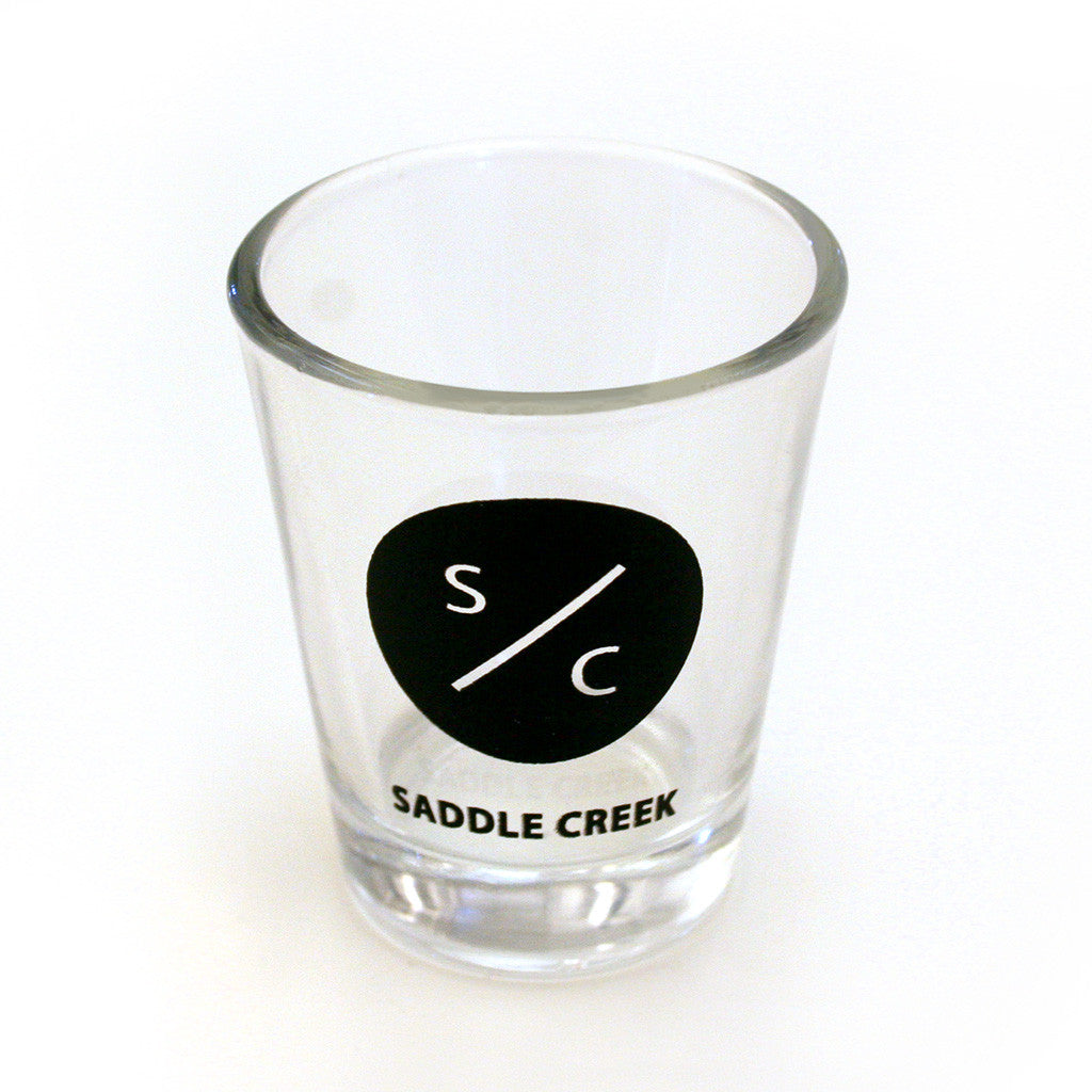 50/50 Shot Glass
