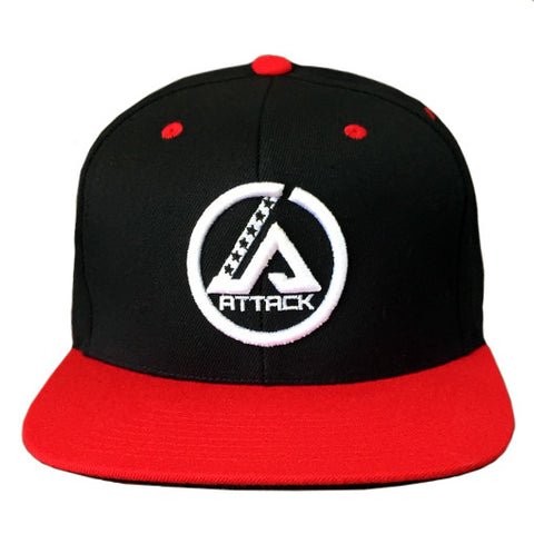 Sky Hook Hat (Black/Red)