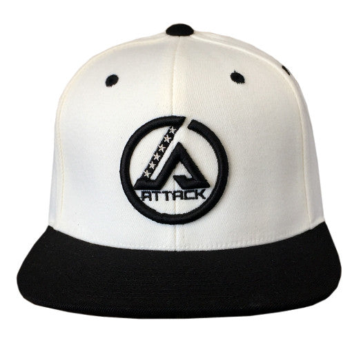 Sky Hook Hat (White/Black)