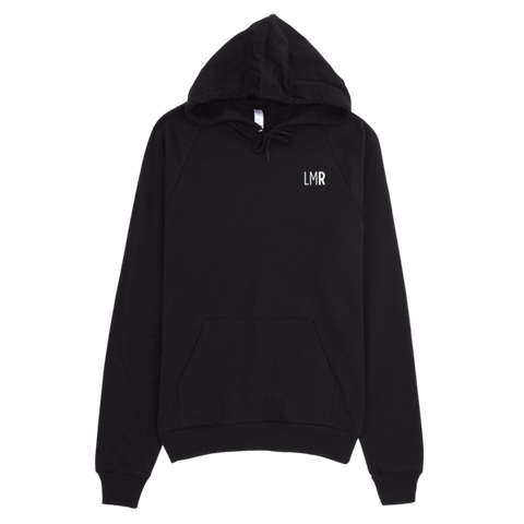 LMR Hoodie Right Chest (BLK or NVY)