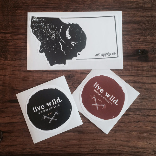 Sticker Swag Pack