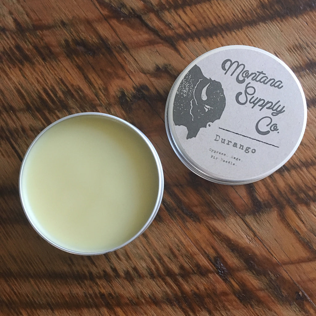 The Durango - Beard Balm