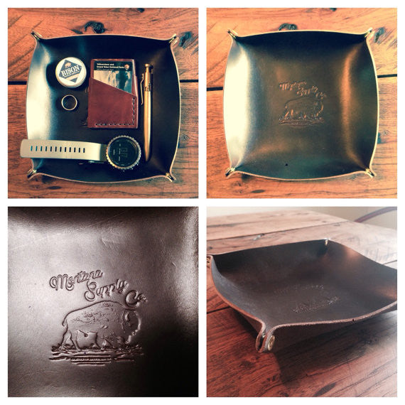 Gentleman's Leather Valet