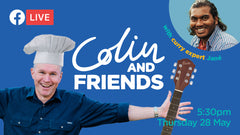 COLIN AND FRIENDS: CURRY IN THE KITCHEN RECIPE