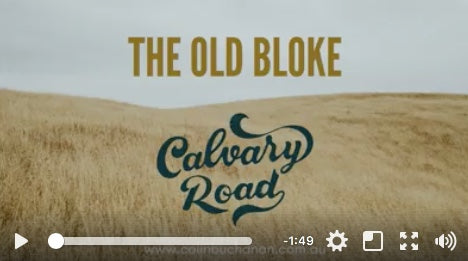 Behind the song That Old Bloke from Calvary Road