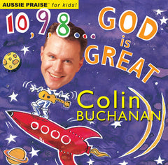 10,9,8… God Is Great CD, MP3 Album, Individual songs, Backing Tracks, Sheet Music Available