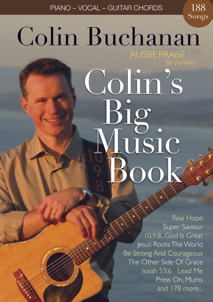 Colin's Big Digital Music Book