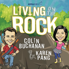 Living on the Rock MP3 Album and Individual songs,