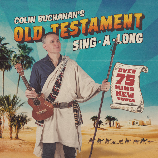 Old Testament Sing-A-Long CD, MP3 Album and Individual songs.
