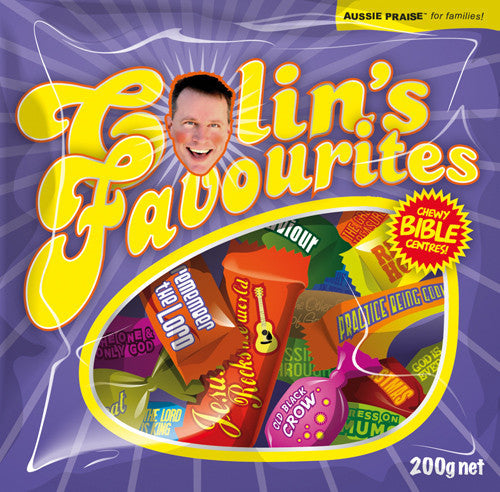 Colin's Favourites CD, MP3 Album, Individual songs, Backing Tracks, Sheet Music Available