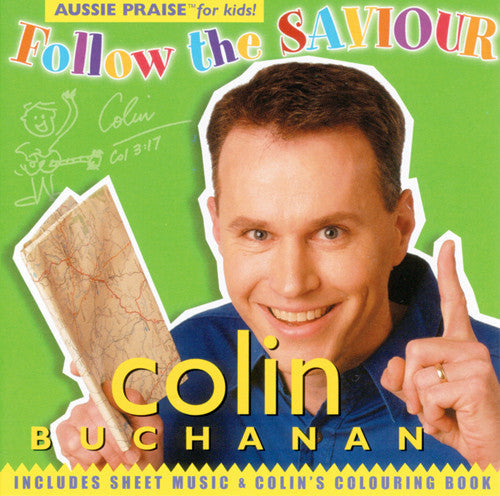 Follow The Saviour CD, MP3 Album, Individual songs, Backing Tracks, Sheet Music Available