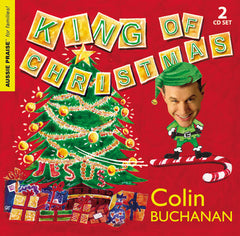 King Of Christmas CD, MP3 Album, Individual songs, Backing Tracks, Sheet Music Available