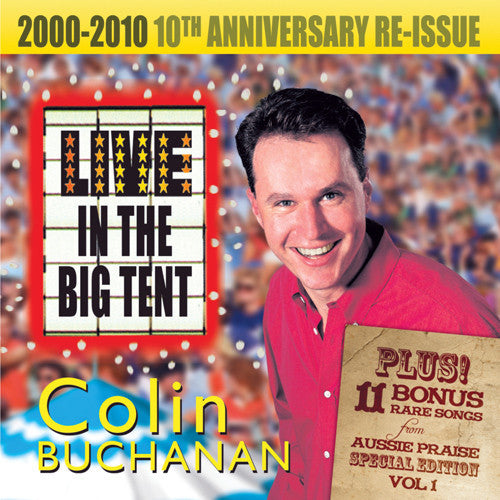 Live In The Big Tent (Special Edition) CD, MP3 Album, Individual songs, Sheet Music Available