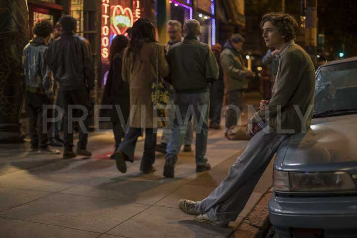 BEAUTIFUL BOY Stills Delivery Set