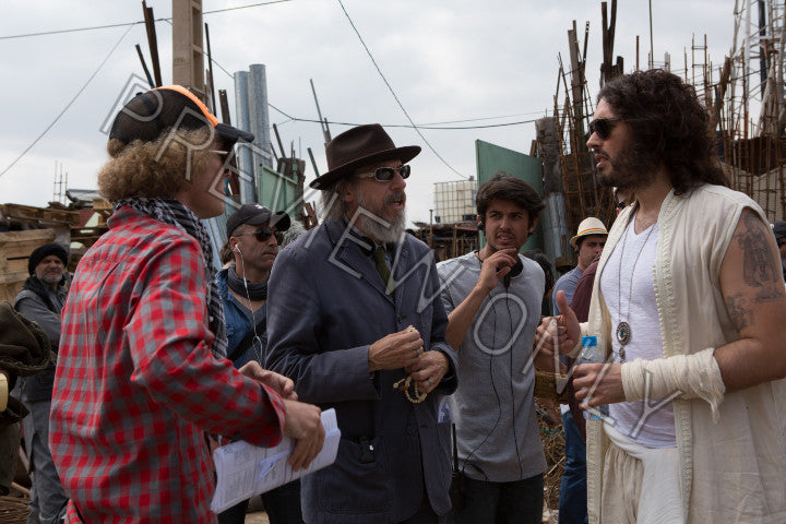 ARMY OF ONE Stills Delivery Set