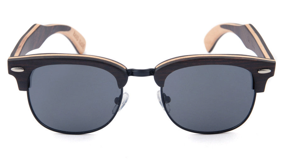 New ebony wood sunglasses coming soon