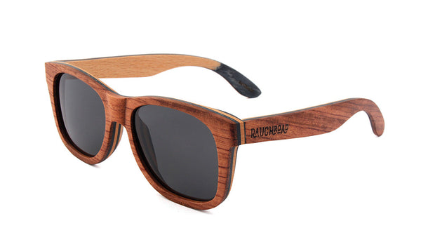 Rosewood Polarized Sunglasses