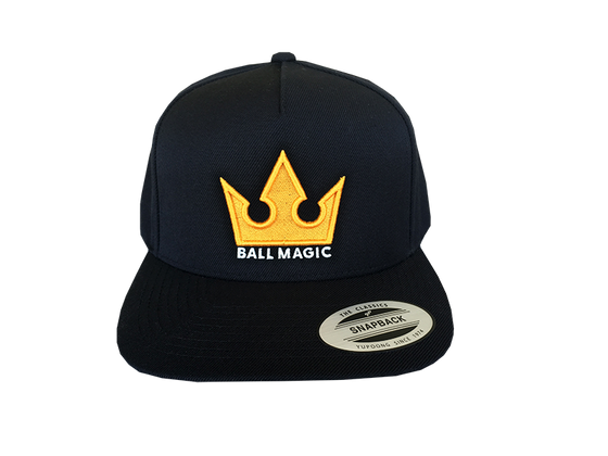 Snapback - BMG Black Crown
