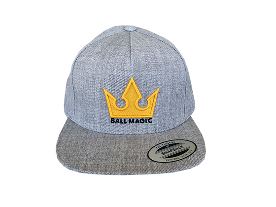 Snapback - BMG Grey Crown