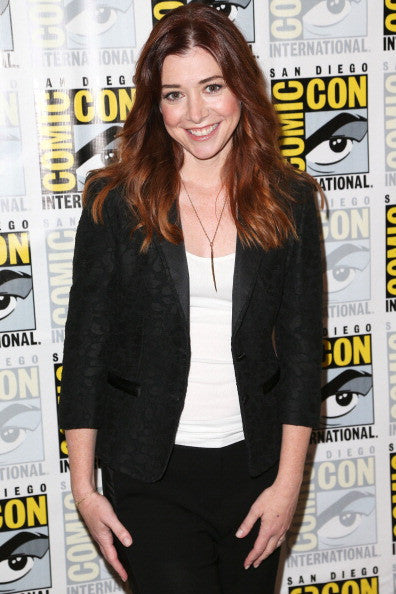Alyson Hannigan at Comic-Con