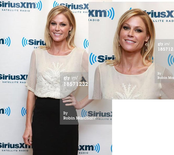 Julie Bowen at Sirius XM Studios