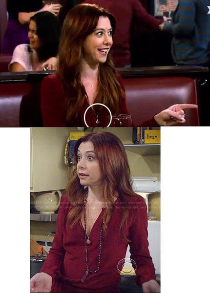 Alyson Hannigan on  'How I Met Your Mother'