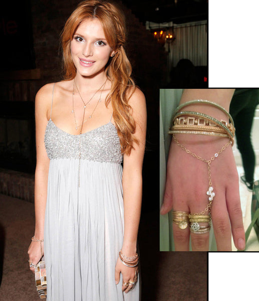 Bella Thorne at the Instyle Oscar Viewing Part