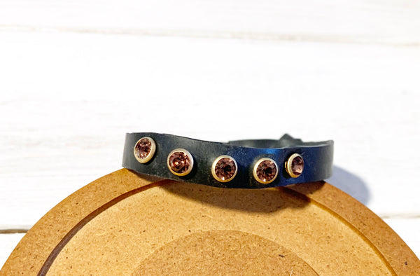 Recycled Bicycle Tire Bracelets Small