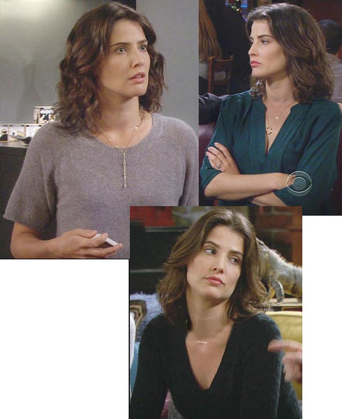 "Cobie Smulders, ""How I Met Your Mother"""