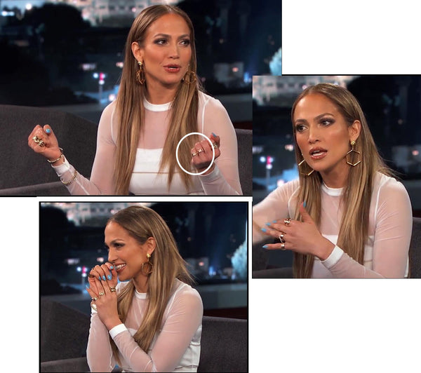 Jennifer Lopez on Jimmy Kimmel Live