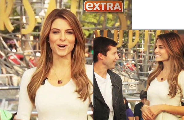 Maria Menounos on Extra TV