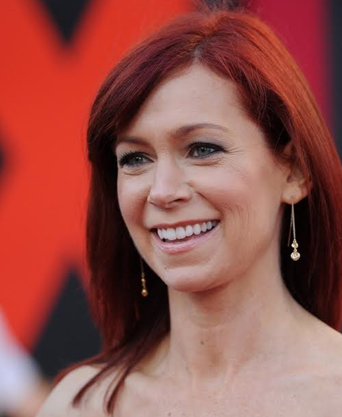 True Blood actress Carrie Preston