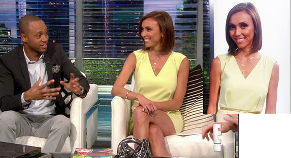 Giuliana Rancic on E! News