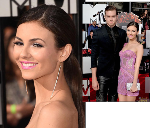 Victoria Justice at MTV Movie Awards