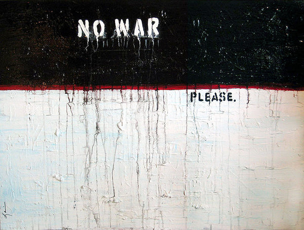 No War. Please.