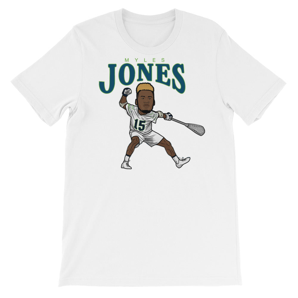 Chesapeake Bay Myles Jones Unisex short sleeve t-shirt