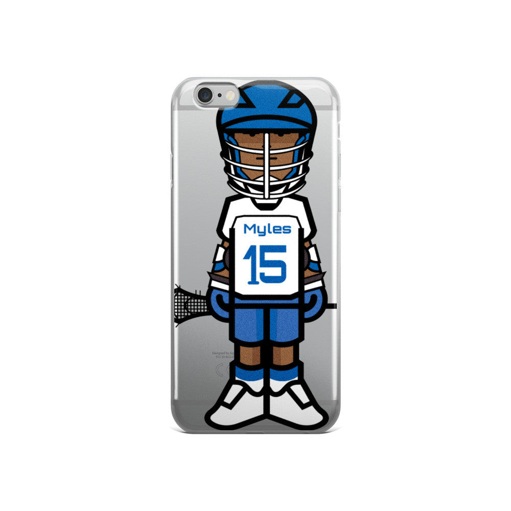Little Myles iPhone 5/5s/Se, 6/6s, 6/6s Plus Case