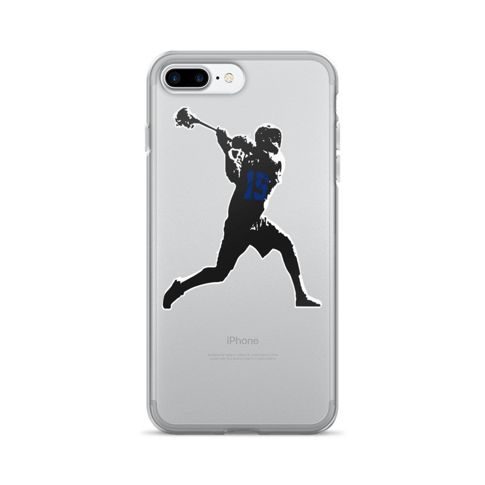 Myles Jones BIG SHOT iPhone 7/7 Plus Case